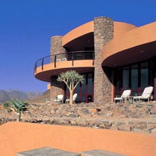 Sossusvlei Mountain Lodge