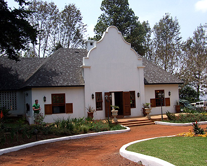 The Manor Ngorongoro Lodge