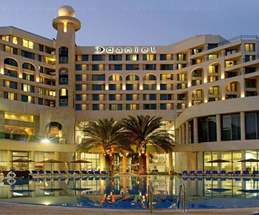 Daniel Hotel Dead Sea (ex. Golden Tulip Privilege Dead Sea)
