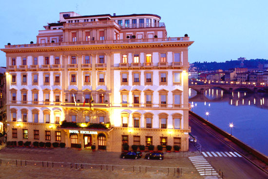 The Westin Excelsior de Luxe, Florence