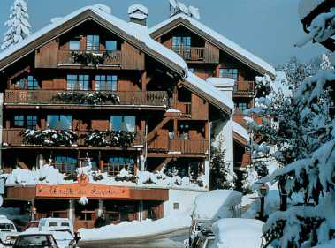 Chalet-Hotel Marie-Blanche
