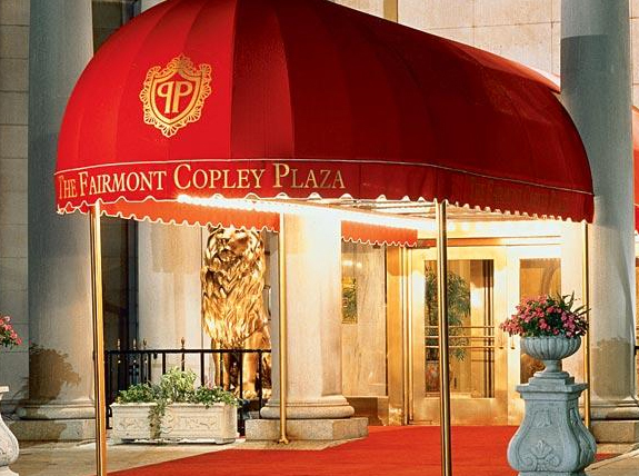 The Fairmont Copley Plaza