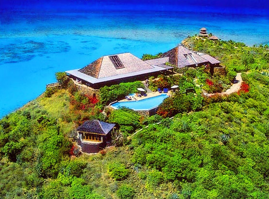 Necker Island Resort