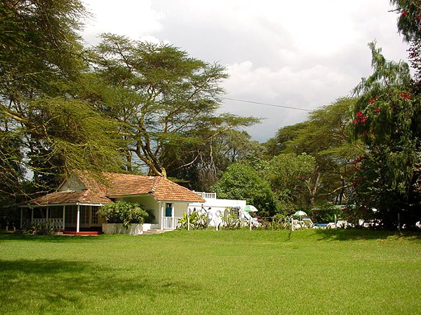Lake Naivasha Country Club de Luxe