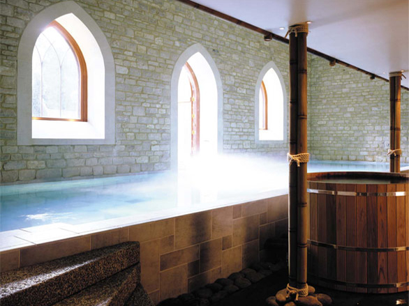 The Royal Crescent Hotel and Bath House Spa