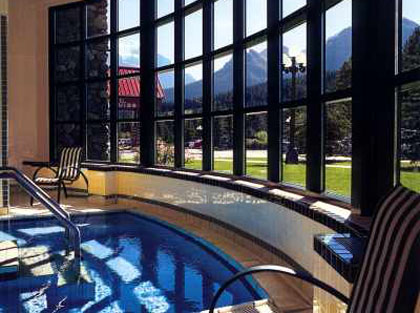The Post Hotel & Spa in Lake Louise
