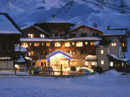L`Oxalys Chalet Hotel  luxe
