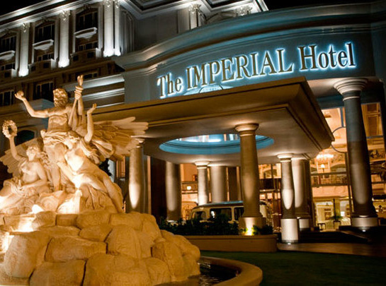 Imperial Hotel & Apartments, Vung Tau