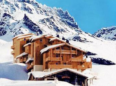 Chalets des Neiges luxury apartments  Arc 2000
