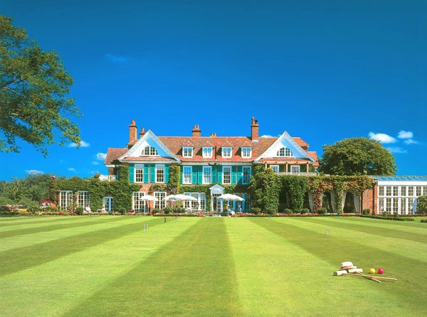 Chewton Glen Hotel, Spa & Country Club (New Milton)