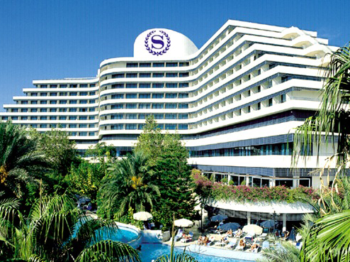 Sheraton Voyager Antalya Hotel, Resort & Spa