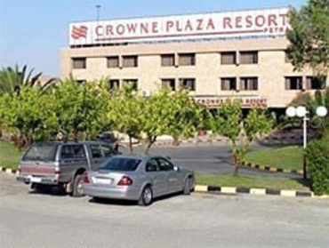 Crown Plaza Resort Petra