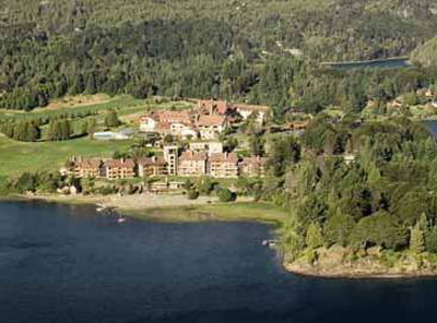 Llao Llao Hotel & Resort, Golf – Spa
