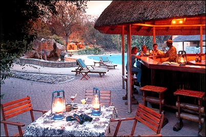 Ingwe Game Lodge