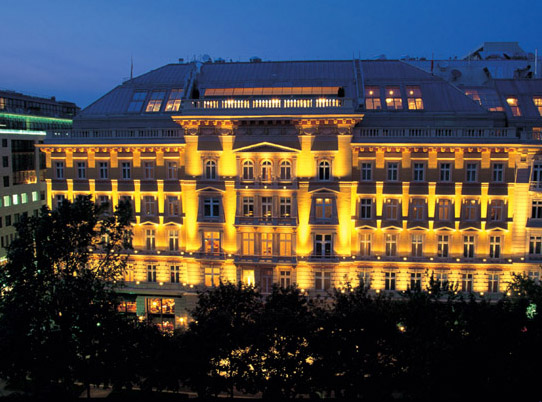 Grand Hotel Wien (ex. Ana Grand)