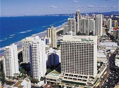Holiday Inn Surfers Paradise (ex. Ana)