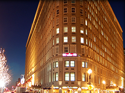 The Boston Park Plaza Hotel & Towers