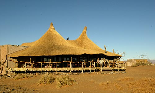 Little Kulala Desert Lodge de Luxe