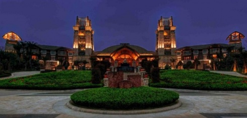 Anantara Emei Resort & Spa