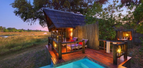 Belmond Khwai River Lodge (Moremi Game Reserve)