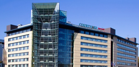 Courtyard Marriott Irkutsk Сity center