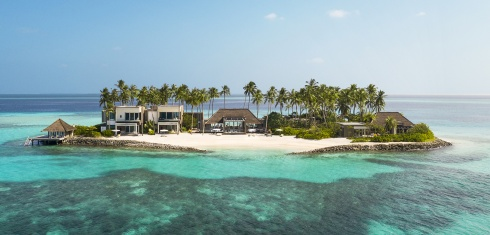 Cheval Blanc Randheli Private Island (ex.Owner's Villa)