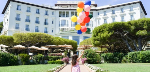 Grand-Hotel du Cap-Ferrat, A Four Seasons Hotel