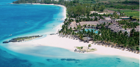 LUX* Belle Mare, Mauritius (ex.Beau Rivage)
