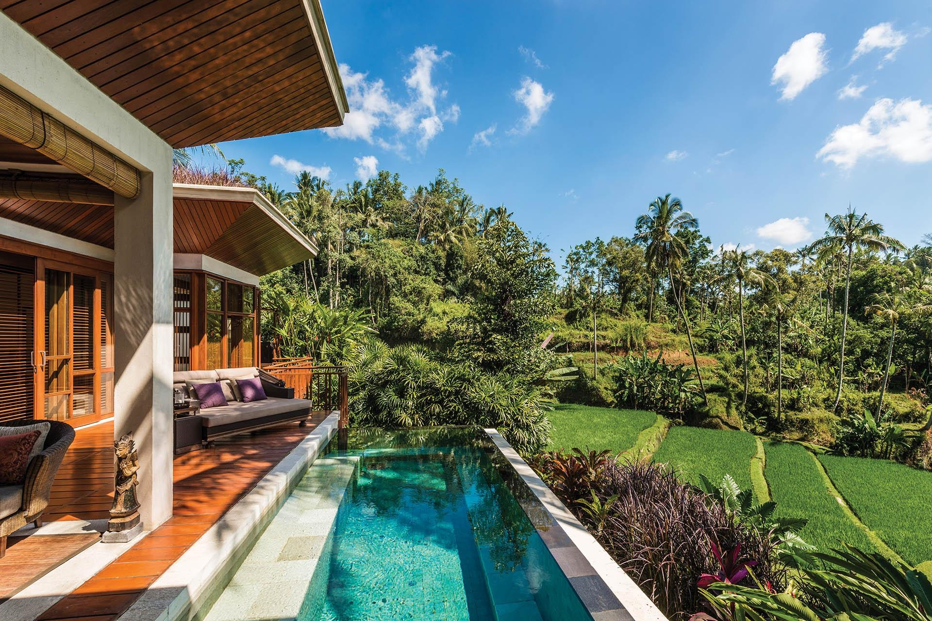 River View Two Bedroom Villa