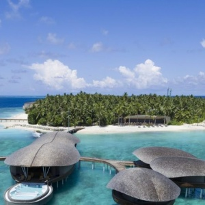 Спа-процедура Caviar Journey в The St. Regis Maldives Vommuli