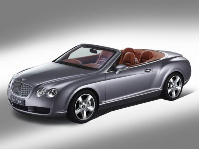Bentley - Continental GT Cabriolet (W12)