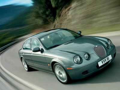 Jaguar - S-Type