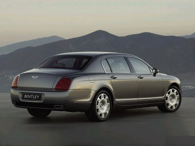 Bentley - Continental Flying Spur